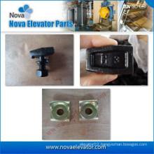 Shaft Components Elevator Rail Clip