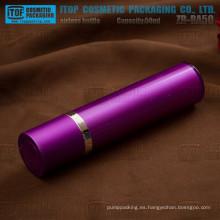 ZB-RA50 50ml redondo excelente calidad 50ml botella privada de aire rotativo que empaqueta