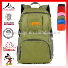 Компактный удобный легкий путешествия рюкзак рюкзак (HCB0029)