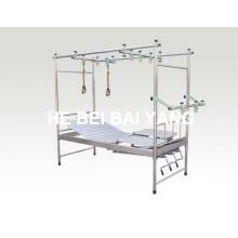 A-144 Лучшая продающая ортопедическая тяговая кровать со съемными ногами