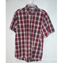 Benutzerdefiniertes neues Produkt gestreiftes Herrenhemd
