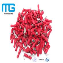 Les connecteurs femelles à sertir de fil de PVC de haute performance ont isolé des connecteurs avec AWG16-14