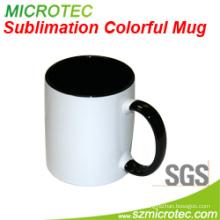 11oz Sublimation Ceramic Mug of Two-Tone Color Mug