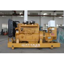 4-Stroke motor Shangchai 80kw / 100kVA poder Diesel Genset