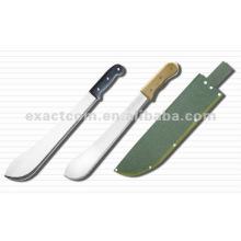 Matchet 18 '' 20 '' cuchillo