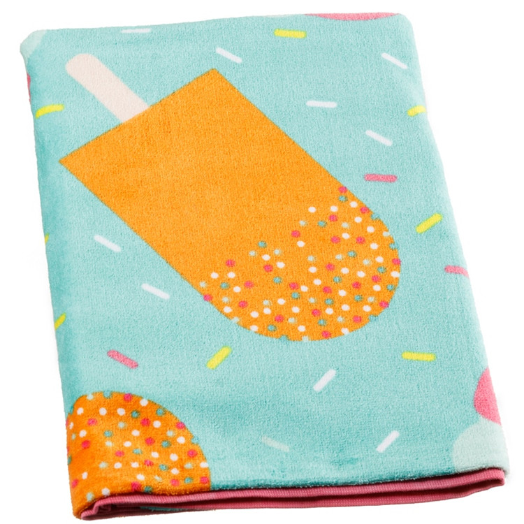 Palm Tree Towels For Beach
