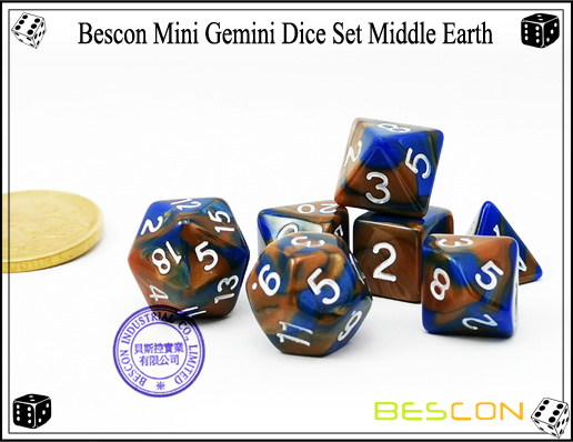 Mini Dice Middle Earth-1