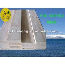 Cheaper Wooden Pine Core scaffold boards for sale