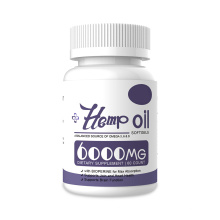 Wholesale Organic Hemp Oil Capsules with Bioperine Turmeric Extract Pain Pills