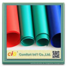 PVC beschichtete Polyester hohe Festigkeit feuerfeste Plane