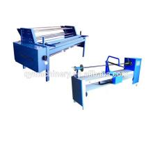 Stoffbindemaschine, Stoffbindungsschneidemaschine, Stoffstreifenschneidemaschine