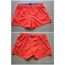 Yj-3016 Frauen Mädchen Damen rot elastische Stretch schnelle trockene Shorts