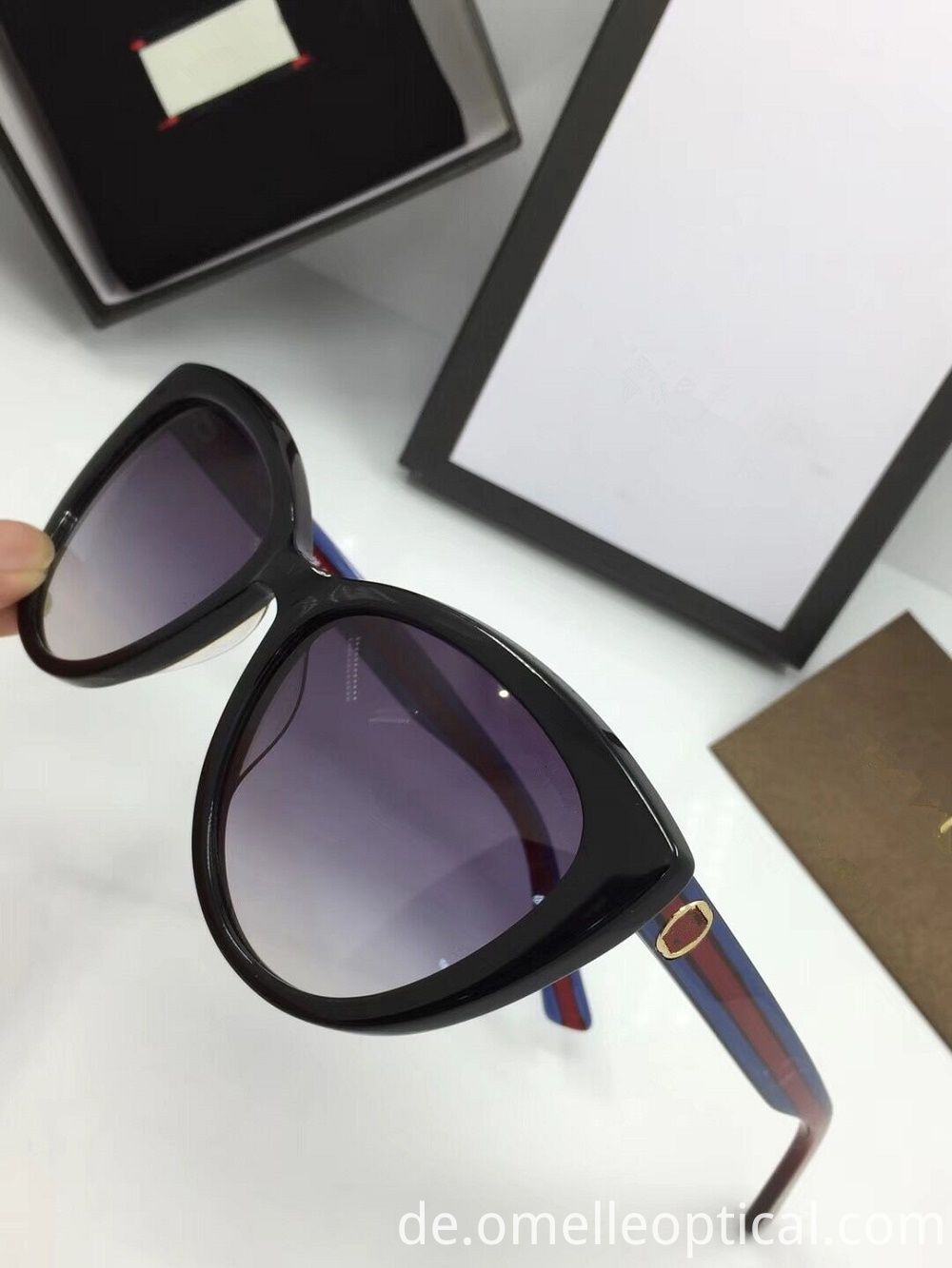 Unisex Cat Eye Sunglasses