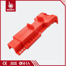 Fechamentos de segurança de válvulas Butterly PP de polipropileno (BD-F21)