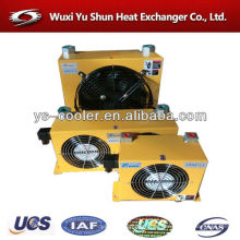 Hochleistungs- und kundenspezifischer Aluminium-Ölkühler mit 12dc-Ventilator