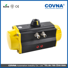 Pneumatic actuator double acting and single acting