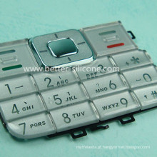 Personalizado Alta Qualitiy plástico borracha Keypad Keypress