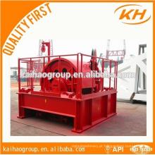 Crown Block TC equipamento de perfuração
