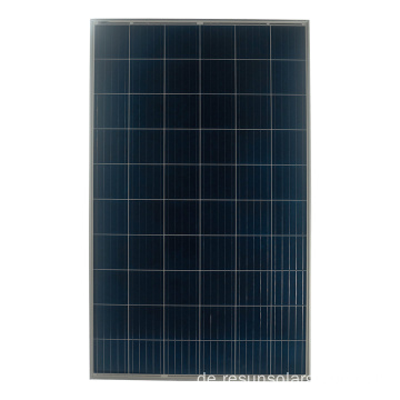 Solarpanel 290W Poly hoher Wirkungsgrad