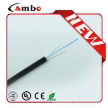 1/2/4 сердечника высокого качества низкий уровень потерь G657A1 / A2 внутренний волоконный кабель ftth
