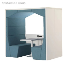 Acoustic Type Office Meeting Pod/Office Phone Booth /Meeting Room Pods