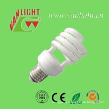 T4 24W половину спираль CFL лампа экономии энергии
