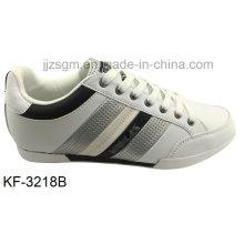 Мода Повседневная плоская обувь с PU