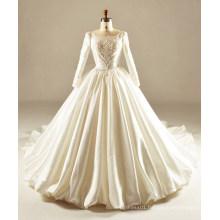 Long Sleeve Wedding Gown 2017