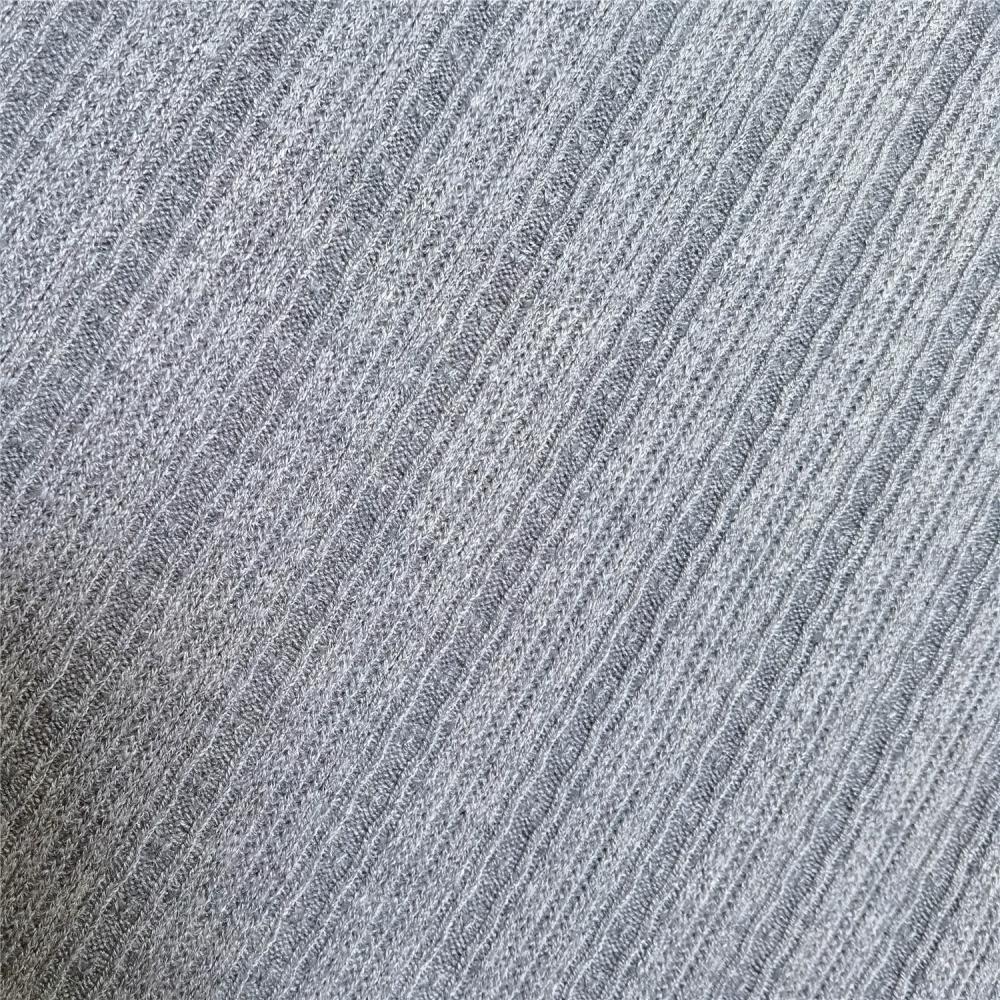 100% Acrylic Garment Knitted Wool Fabric