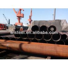 Precio del acero del tubo acanalado API5CT H40 / J55 / K55 / L80