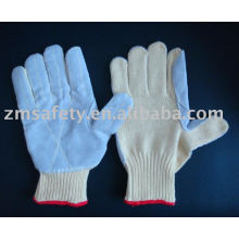 Leather Palm Cut Resistant Gloves