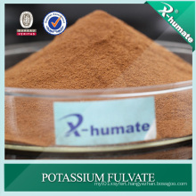 Potassium Fulvate Soluble Foliar Spray, Agro Organic Fertilizer Prices Factory, K Fulvic Acid