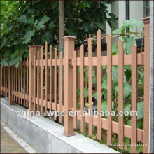 WPC дома двор забором
