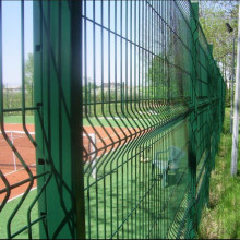Preço moderado China Atacado Metal Wire Wire Mesh Fence (WWMF)