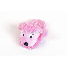 cuit animal fluffy warm winter indoor slipper custom audit plush slipper