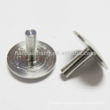 Auto fastener stainless steel solid rivet /mushroom head rivet for automobile / auto spare parts