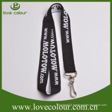Fashion carabiner hook keychain lanyard