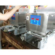 Manual Semiauto Automatic Sealer for Cup Box