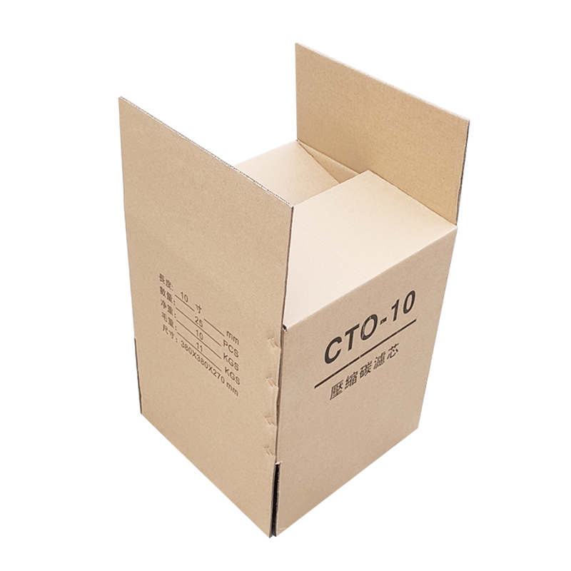 Thick Carton Packaging Customization