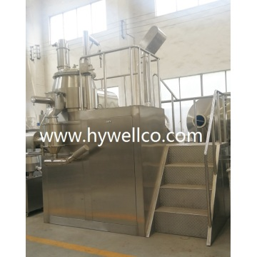 GHL Series High Shear Granulator