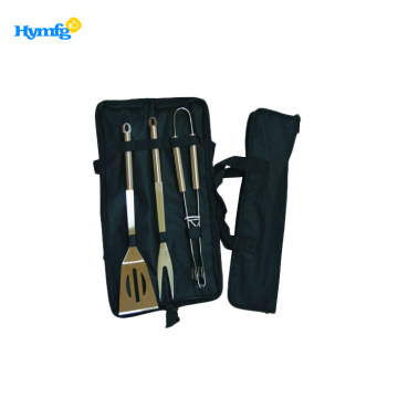Mit Oxford-Tasche BBQ Barbecue Set