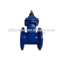 Flanged end 4 inch gate valve pn16 with prices