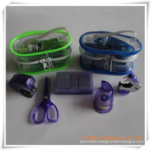 PVC Box Stationery Set for Promotional Gift (OI18015)