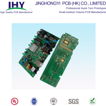Electronic RF Printed Circuit Board High Frequency Multilayer PCB Maker