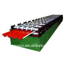 QJ 750 automático máquina de rodillos de teja