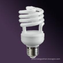 Semi Spiral Energy Saving Bulbs 15W RoHS/CE