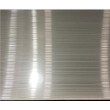 Folhas anti-impressão digital da linha fina AISI SS 304