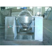 Série Szg Secador de vácuo giratório de cone duplo para materiais sensíveis ao calor