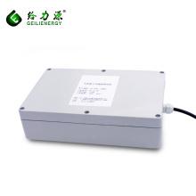 Cargador solar de encargo de las baterías de la capacidad de voltaje del precio de fábrica 12v 100ah almacenamiento de la batería solar