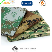 O PVC de grande resistência revestiu a tela de 1200d Cordura com a camuflagem impressa